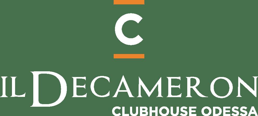 Il Decameron Clubhouse Odessa Hotel Logo